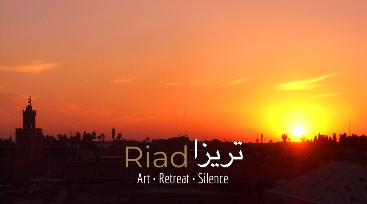 Retreat yourself....in meinem Riad in Marrakech E…